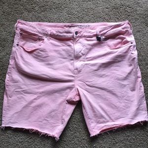 American Eagle Outfitters Punk Denim Shorts 44